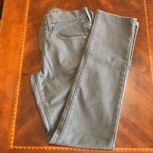 Urban Pipeline Gray Slim Jeans
